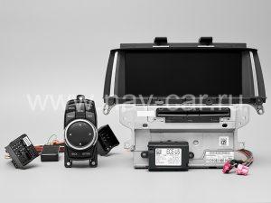 Навигация NBT BMW X3 F25 полный комплект