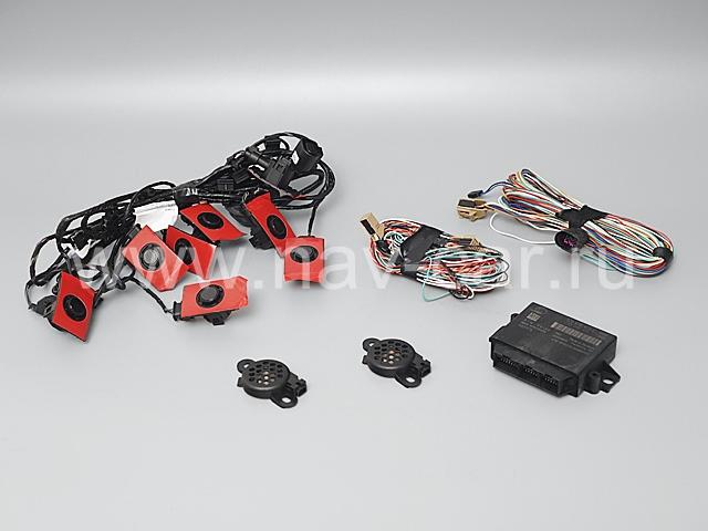 Парктроники Audi Q5