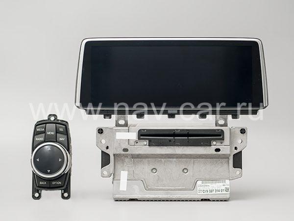 Навигация BMW X5 NBT F15