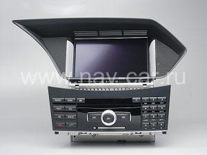 Comand NTG 4 Mercedes E класс W212 W207 с чейнджером