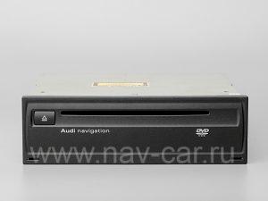 Блок навигации Audi MMI 2G