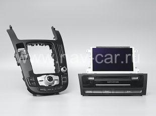Навигация Audi A4 MMI