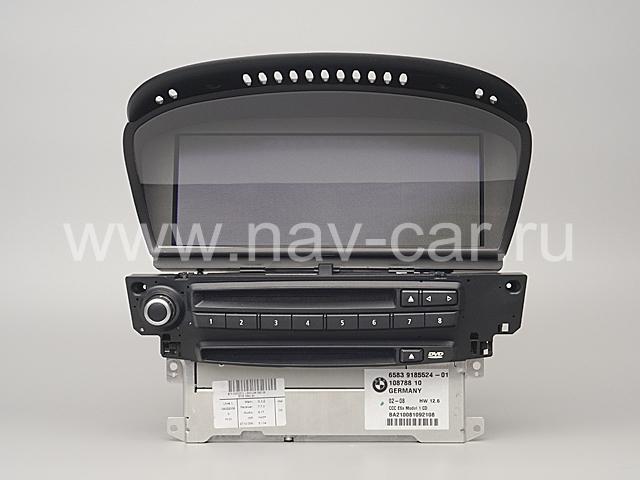 Навигация CCC BMW 5 серия E60 Рестайлинг