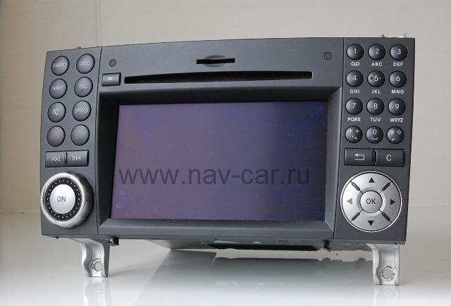 Comand NTG2.5 SLK-класс W171