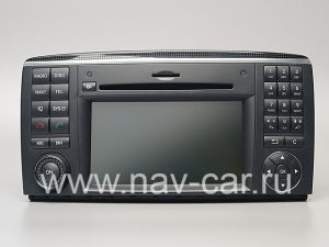 Comand NTG 2.5 Mercedes R класс W251