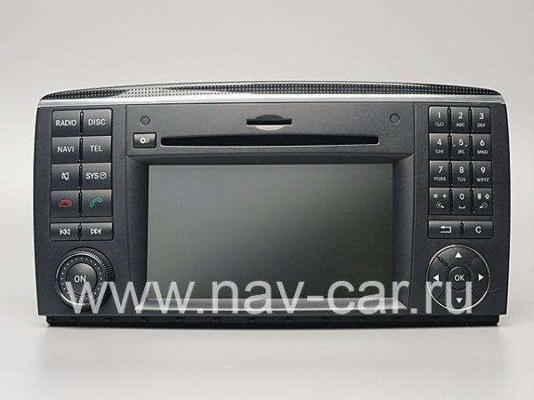 Comand NTG 2.5 Mercedes R класс W251