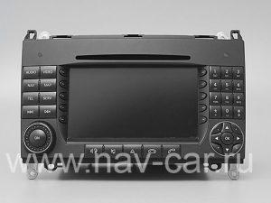 Comand NTG2 Vito/Viano W639, Sprinter