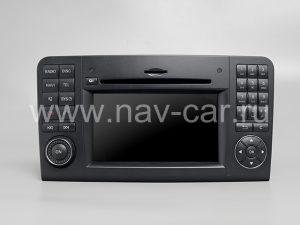 Comand NTG 2.5 Mercedes ML класс W164