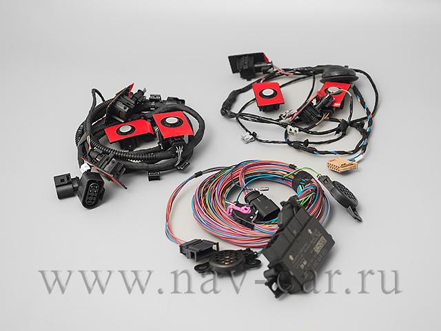 Парктроники для Skoda Octavia A7