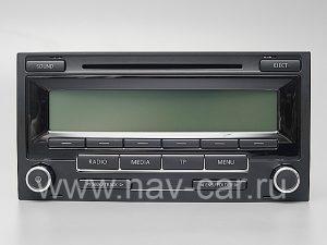 Оригинальная штатная магнитола RCD-310 для Volkswagen Multivan