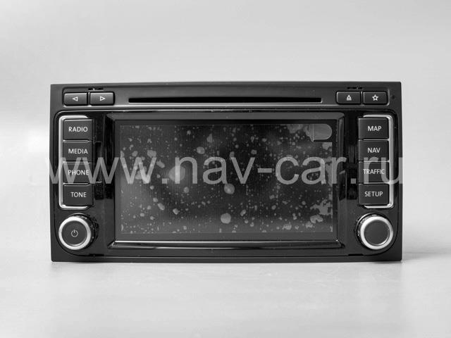 Навигация RNS-510 для Volkswagen Multivan T5. Новая. 2015 год.