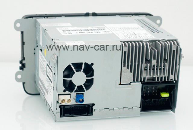 Оригинальная штатная навигация RNS-510 с прошивкой В-версии для Volkswagen