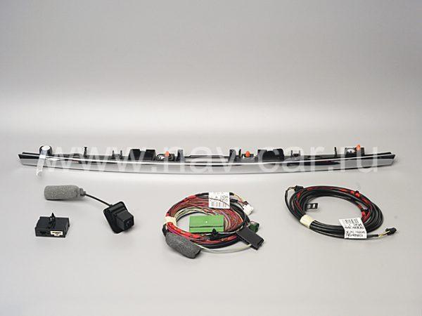 Камера заднего вида Mercedes C класс W204