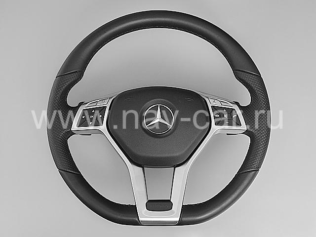 Руль AMG Mercedes С класс W204 Рестайлинг