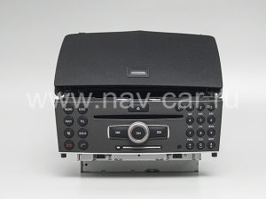 Comand NTG 4 Mercedes C класс W204