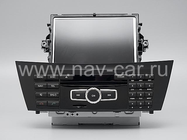 Comand Online NTG 4.5 Mercedes C класс W204