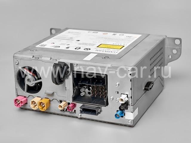Навигация NBT EVO id4 BMW 1 серия F20 c GPS-антенной