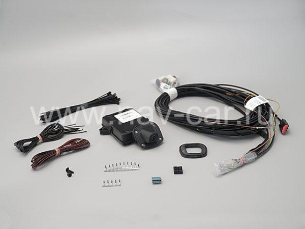 Камера заднего вида BMW X5 E70