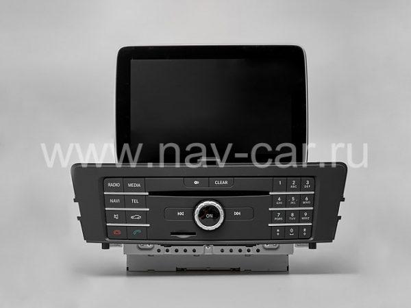 Comand Online NTG 5.1 Mercedes GLE с чейнджером