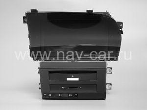 Comand NTG 3.5 Mercedes S-класс W221 Рестайлинг с монитором
