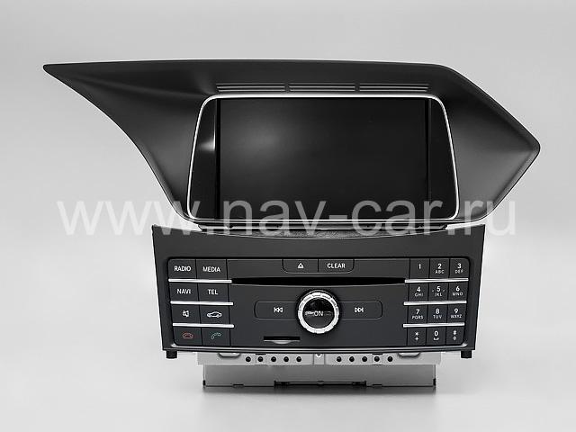 Comand Online NTG 5.1 Mercedes E класс W212 Рестайлинг