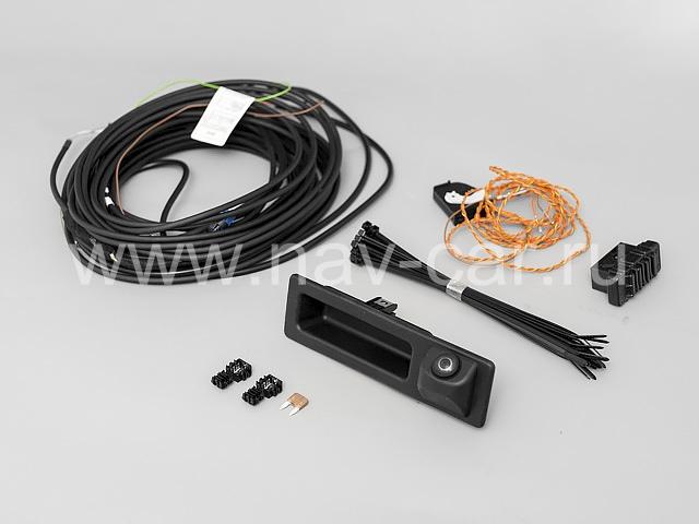 Камера заднего вида BMW X4 F26