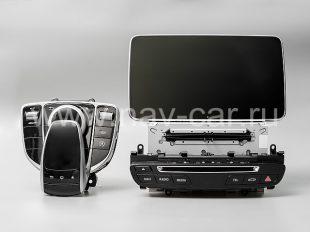 Навигация Comand Online Mercedes GLC
