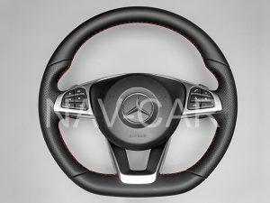 Спортивный руль AMG Mercedes CLA класс C117