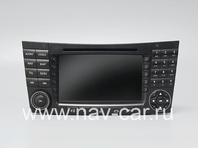 Comand NTG 1 E класс W211