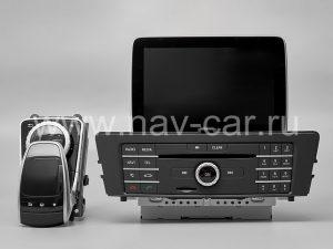 Comand Online NTG 5.1 Mercedes GLE с чейнджером на 6 дисков и джойстиком