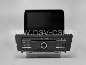 Comand Online NTG 5.1 Mercedes GLS с чейнджером на 6 дисков
