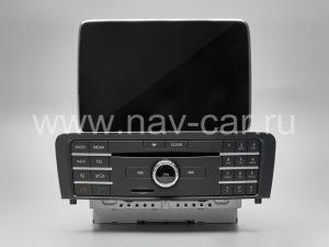 Comand Online NTG 5.1 Mercedes GLAс чейнджером