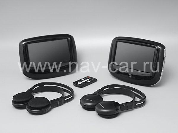 Система развлечения пассажиров Mercedes GL класс X166