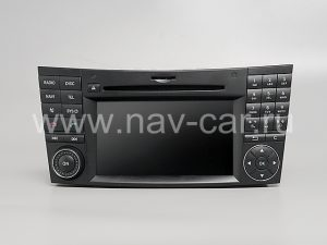 Comand NTG 2.5 Mercedes CLS класс W219