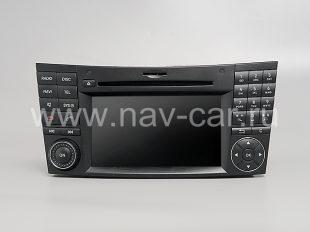 Comand NTG 2.5 Mercedes CLS класс W219