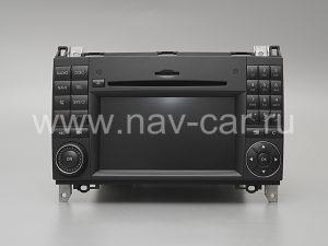 Comand NTG 2 Mercedes B-класс W245
