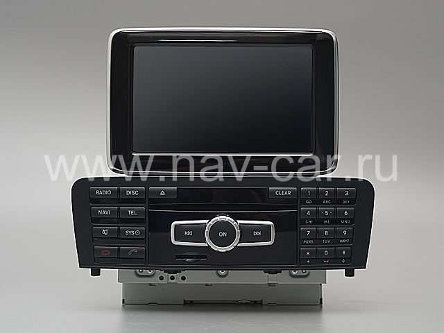 COMAND ONLINE NTG 4.5 A-КЛАСС W176