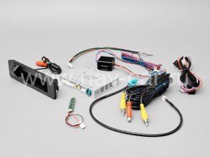 Штатная камера заднего вида Мерседес С класс на Audio 20
