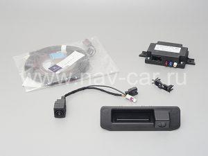 Установка камеры заднего вида Мерседес ГЛК класс Х204 Рестайлинг