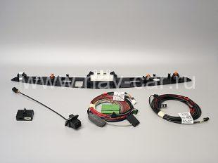 Камера заднего вида Mercedes E класс W212/W207