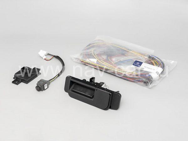 Камера заднего вида Mercedes S класс W222