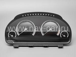 Расширенная панель приборов Black панель BMW 5 серия F10 (6WA)