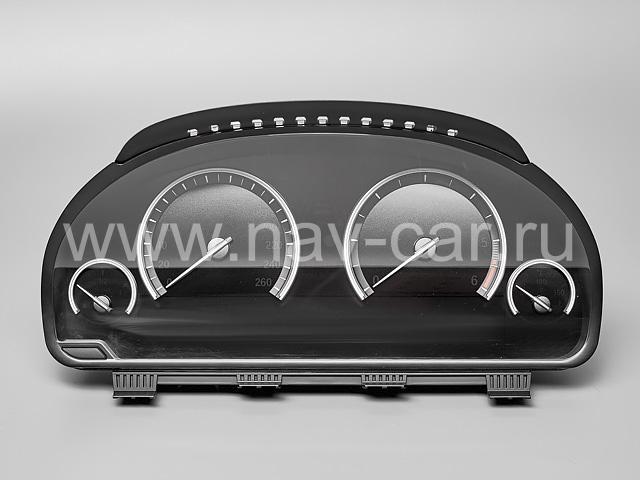 Расширенная панель приборов Black panel BMW X4 F26