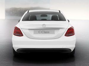 Базовое исполнение Mercedes C класс