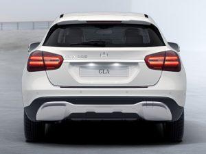 Базовое исполнение Mercedes GLA