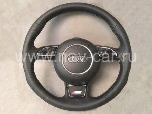 Спортивный руль S-line Audi A1