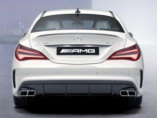 AMG 6.3 обвес Mercedes CLA