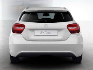 Базовое исполнение Mercedes A класс