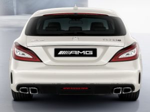 AMG обвес Mercedes CLS