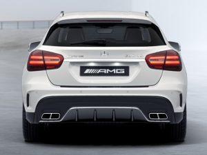 AMG обвес Mercedes GLA